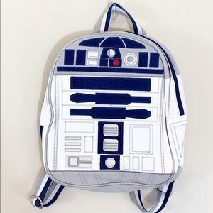 Pottery Barn Star Wars R2-D2 Mini Back Pack